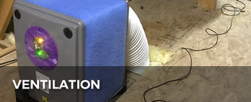 Ventilation for your home combat condensation and mould